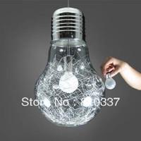 30cm Stylish Big Bulb Modle Dining Roo Lamp Ceiling Fixture Pendant Lamp Light droplight bedroom free shipping