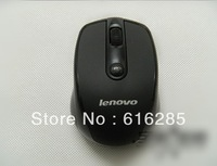 Hot sale--Lenovo 10m 2.4G wireless mouse and mice for pc laptop 4 colors  free shipping
