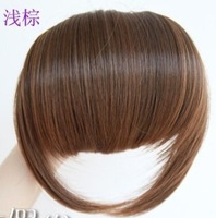 Madam Woman's Fine Sweet hair bands fake fringe hair piece natural piece of hair extension bangs wig