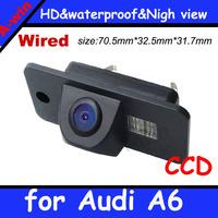 Car rear view Camera FOR Audi A6 CCD car backup camera night vision