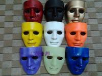 cheap by 2 hot sale free shipping Hip-hop  jabbawockeez  hiphop   mask almiscar creative gifts party soiree mascara maska