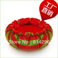 Cat litter dog kennel pumpkin litter red, green, individuality color canvas soft free shipping