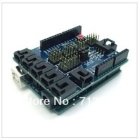 Freeshipping !  Electronic building blocks for Arduino sensor expansion board V4