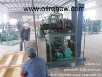 ZN Contaminated Transformer Oil Strainer, Insulating Oil Filter Machine, Vacuum Oil Treatment System