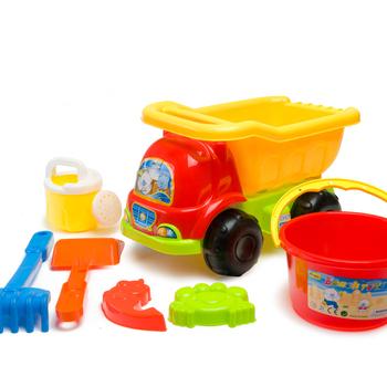 Jx Large atv 7 set toy car child sand toy gift