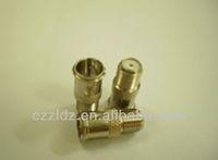 f female connector (Zinc )