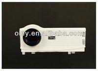 Full HD Digital TV Projector Beamer, DVB-T Projector Projector 1280 * 800, 3000 Lumens