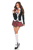 School Girl Fashion And Sexy Costumes Sexy Student Costume Cute Costumes For Girls