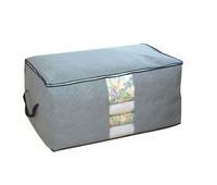 Free shipping!2pcs/lot Bamboo Storage box,Multifunction Folding heighten Storage window bag Organizer  DX1807