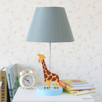 Child cartoon table lamp ofhead fashion eye lighting fitting gift lighting