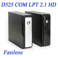 IN-N18L 2G  RAM 16G SSD or 80G HDD with ATOM D525 1.8GHz single-core dual-threaded processor Mini PC