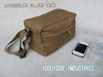Combat shoulder bag Messenger Bag utility bag Military Travelling MOLLE outdoor