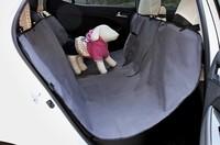 Waterproof Pet Dog Cat Back Seat Protector Cover Hammock for Pet Dog GREY