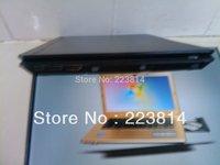 dhl free 14.1INCH led screen size  laptop 2G 250G WiFI Camera DVD Burner +wifi+DHL free +gift