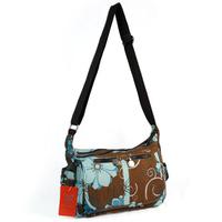 Female fashion cloth casual bag women messenger bag multi-pocket