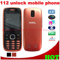 Free Shipping 112 1120 phone 2.2inch JAVA MP3 MP4 Bluetooth Camera Dual SIM Card Dual Standby FM GOOD QUALITY