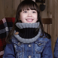 2013 autumn and winter baby wool thermal muffler scarf soft muffler scarf male female child scarf yarn scarf muffler