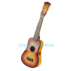 21 Inch 6 String Acoustic Guitar Beginners Practice Musical Instrument #1JT(China (Mainland))