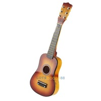 21 Inch 6 String Acoustic Guitar Beginners Practice Musical Instrument