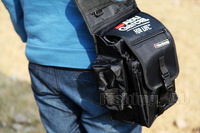 ABU GARCIA Waist Bag Pockets Fishing Tackle Bag Fly Fishing Bag Free Shiping 002
