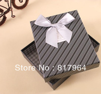 Free Shipping Paper Earring/Necklace/Two Rings/Bracelet Jewelry Display Packagaing Gift Box
