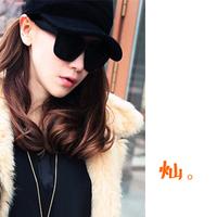 2013 sunglasses female fashion sunglasses fashion big box