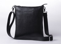 High quality genuine leather mens fashion bags ,elegant cow leather shoulder bag ,man messenger bag IB20131