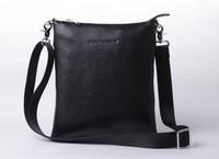 High quality genuine leather mens fashion bags ,elegant cow leather shoulder bag ,man messenger bag IB20131