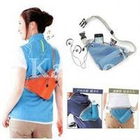 Free Shipping Wholesale Sport Belt Bag, Organizer Waist Pouch Pack Bag