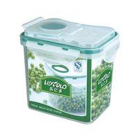 Seal plastic cereal boxes plastic box lunwen114cereals storage plastic box cp023f
