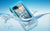 200pcs/lot Dirt proof/Shockproof/Waterproof Mobile Phone Shell Case for iPhone 5 free shipping