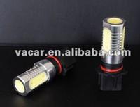 Super bright high power P13W white LED light