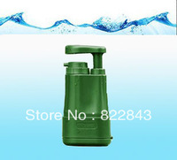 Miniwell outdoor water filter/PP Contton Pre filter+Carbon fiber filter+Ultrafiltration/0.01micro free shipping