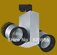 20W*2 high brightness LED track light 3200lm with Osram LED chip