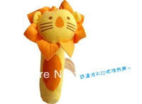 The poetry beattie BIBI bar baby hand puppet doll toy BB bar finger stick BuWan hand bell infant children