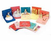 2013 new.  prince envelope sticker & love card set .greeting card   gift Card.   creati..hot sale