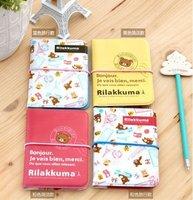 2013 new    gift Rilakkuma card bag . card pocket . hold 20 cards..hot sale