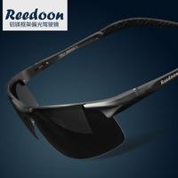 Male Sunglasses Polarized Sunglasses Male Sunglasses Sports Aluminum Magnesium Driving Mirror Sun Glasses H1879