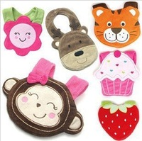 2013 new.  animals baby cotton bibs . 3D Costume towels.Feeding . baby infant babies .hot sale