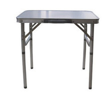 Aluminum alloy table picnic table casual outdoor table can lift computer desk portable table information desk(China (Mainland))