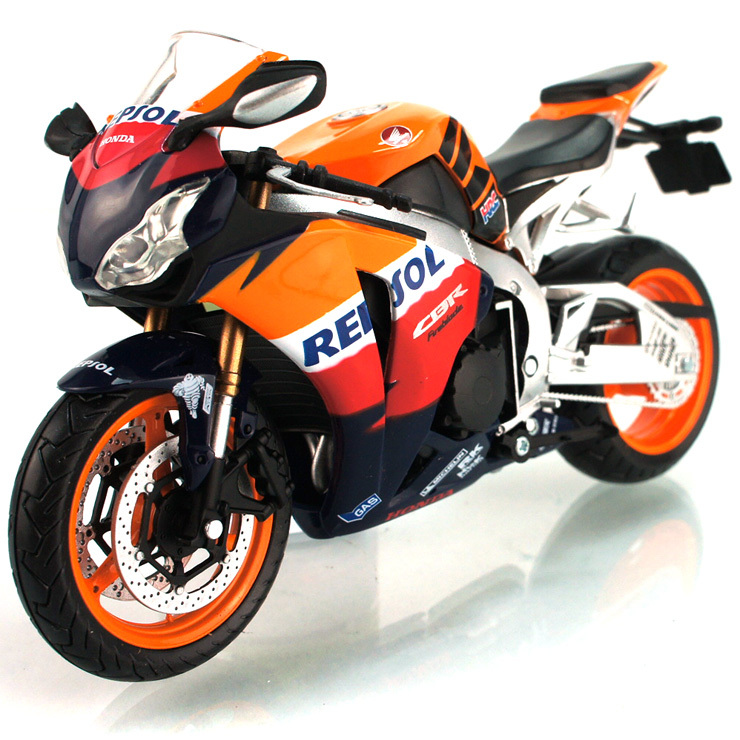 2013 HOT ! Junki 1:12 HONDA CBR 1000RR With suspension All