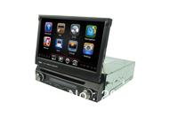 HOT!!! In dash One/Single Din 7'' Universal Car DVD/GPS/Bluetooth/TV/IPod/Radio DH7088