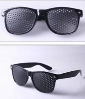 5pcs/Lot Perforated eyesight glass Lenses To Correct Vision, Fashion Reading Glasses Adjust Bad Eyesight    Free Shipping