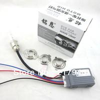 Hid kit hid kits xenon light motorcycle headlight headlamp moto bike lights H6 bi xenon hid kit set  6k 8k 10k  4.3k