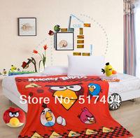 260GSM High quality cartoon baby blanket ,coral fleece blanket,children air conditioning blanket cartoon,size 150*200cm