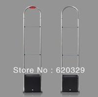 Free FedEx shipping 8.2RF RF EAS anti-theft alarm system antenna plastic white aluminum security doors