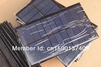 HOT Sale ! 1.6W 6V Polycrystalline Solar Panel solar module  Solar Cell DIY&Test  Solar System  150 * 86 * 3mm  Free Shipping