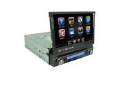 HOT!!! In dash One/Single Din 7'' Universal Car DVD/GPS/Bluetooth/TV/IPod/Radio DC7088