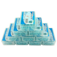 dental flosser stick circleline dental flosser sign 10 box 500pcs  dental floss pick  flosspick