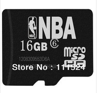 Micro tf card C6 grade 100% original genuine N B A brand top quality ,lowest price , free shipping